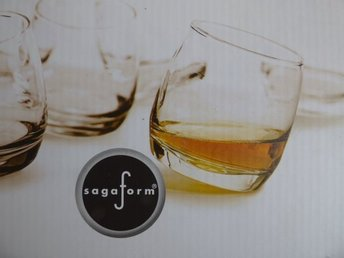 Sagaform Whiskeyglas 6-pack Ny