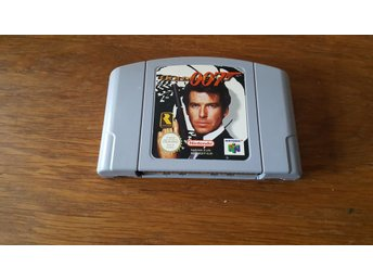 007 GOLDEN EYE N64 BEG