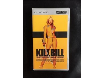 Kill Bill UMD-video