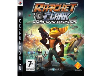 Ratchet & Clank: Tools of Destruction - Playstation 3