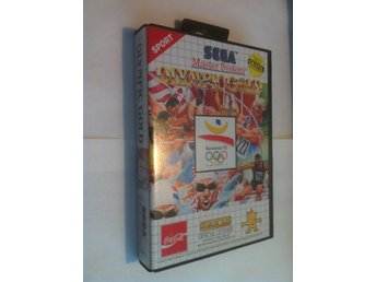 Master System: Olympic Gold