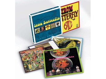 Iron Butterfly: Original album series 1968-70 (5 CD)