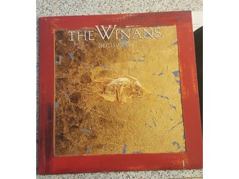 Lp. Wimans Decision. 1987. Tyskland. Qwest Records 25510.