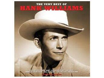 Williams Hank: Very best of... (Red) (2 Vinyl LP)