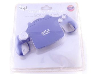 Game Boy Advance Cover with controls (Wild Things) -