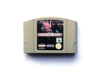 Fighters Destiny - Nintendo 64 / N64 - PAL