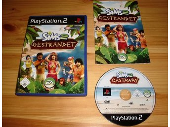 PS2: Sims 2 Castaway