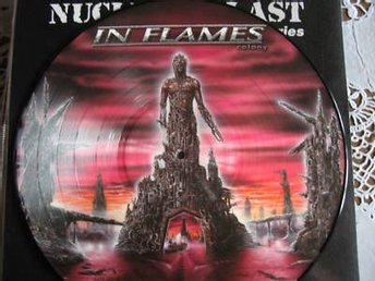 In Flames - VINYL - Colony - LIMITED - Picture Disc