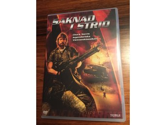 Saknad i strid dvd chuck Norris missing in action