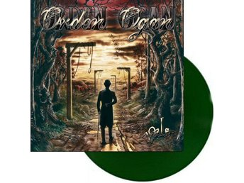 Orden Ogan -Vale lp dark green vinyl ltd 250 copies 2018