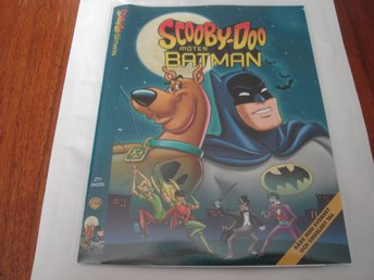 DVD-SCOOBY-DOO MÖTER BATMAN