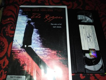 The ripper (1997) svensk rental hyr
