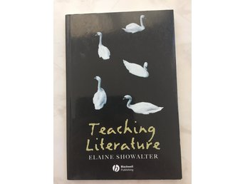 Kurslitteratur - Elaine Showalter - teaching literature