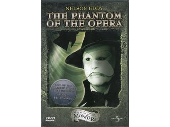 The Phantom of the Opera 1943 DVD