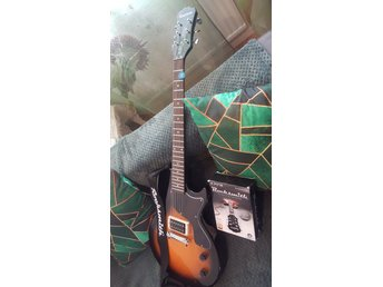 Elgitarr Epiphone Les Paul Jr + ps3 Rocksmith +   (354550187