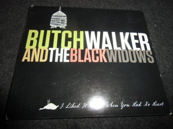 Butch Walker - I liked it better when... - Digipack - 2009