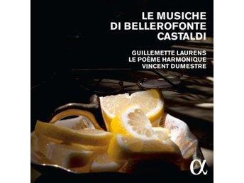 Le Poeme Harmonique / Laurens Guil: Le Music... (CD) - Nossebro - Le Poeme Harmonique / Laurens Guil: Le Music... (CD) - Nossebro