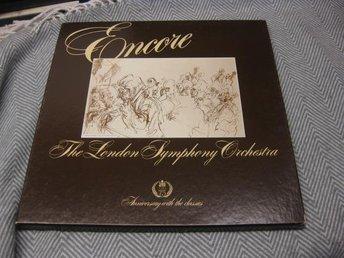 Encore-The London Symphony Orchestra-BOX - Nyköping - Encore-The London Symphony Orchestra-BOX - Nyköping