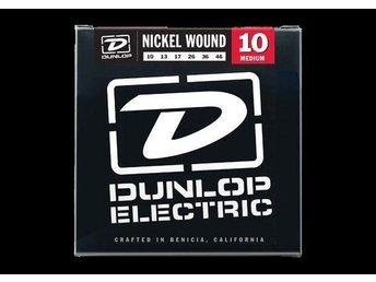 Dunlop Nickel Wound elgitarrsträngar 0.10-0.46 - Göteborg - Dunlop Nickel Wound elgitarrsträngar 0.10-0.46 - Göteborg