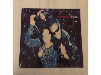 INNER CITY - FIRE. (NEAR MINT LP)