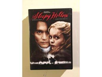 Sleepy hollow/Johnny Depp/Christina Ricci - Vittaryd - Sleepy hollow/Johnny Depp/Christina Ricci - Vittaryd