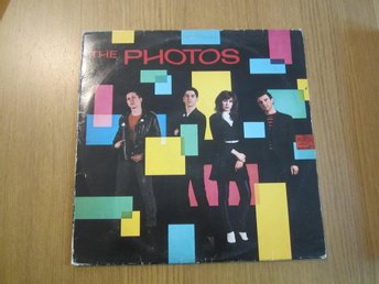 Vinyl LP The Photos DUBBEL LP + The Blackmail Tapes EPIC 1980
