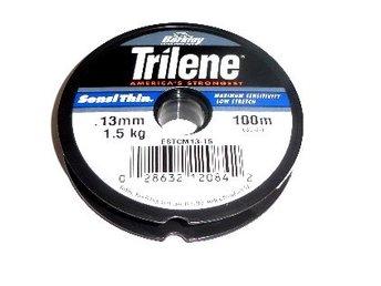 Berkley Trilene - American Stongest (0,13 mm) - Boden - Berkley Trilene - American Stongest (0,13 mm) - Boden