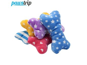 Dog Toy Plush Toy Random Color