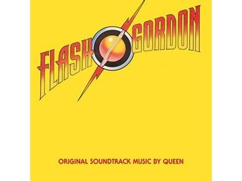 Queen: Flash Gordon 1980 (2011/Rem) (CD)