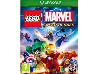 Lego Marvel Superheroes (XBOXONE)