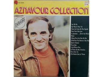 Charles Aznavour - Aznavour Collection (LP, Comp)