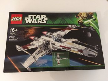 LEGO Star Wars 10240 Red Five X-wing Starfighter UCS (NY)