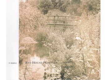 RED HOUSE PAINTERS - ''RHP'' = ''The Bridge Album'' från 1993 - USA-press