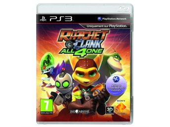 Ratchet & Clank: All 4 One - Playstation 3