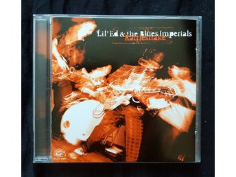 Lil'Ed & The Blues Imperials - Rattleshake