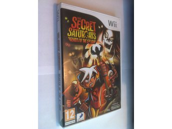 Wii: The Secret Saturdays: Bests of the 5th Sun