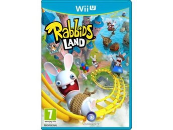 Rabbids Land - WiiU