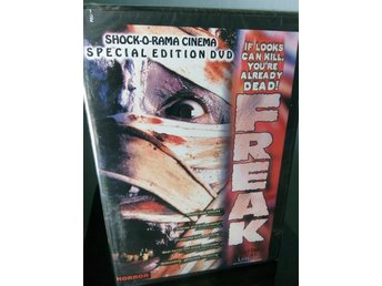 FREAK *Collector's Edition* OOP  *Ny & Inplastad*