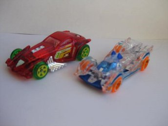 Leksaker Hot Wheels Cars Bilar Mattel - 2st Hot Wheels  - HW2-3