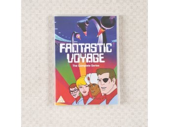 Fantastic Voyage - Complete series - Nyskick!