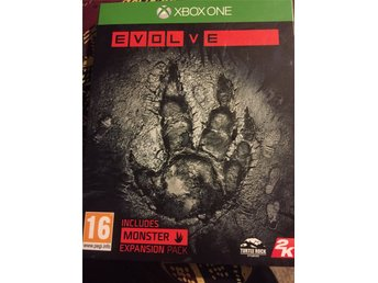 Evolve till X-box one
