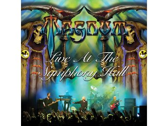 Magnum: Live at The Symphony Hall 2018 (2 CD)