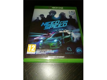 Need for speed. Xbox One