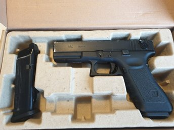 WE Glock 18C ( airsoft )