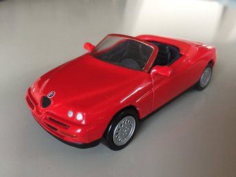 New-Ray Alfa Romeo Spider 1976, skala 1:43, made in China