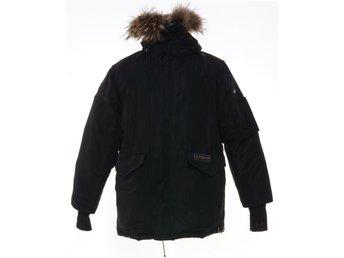 Svart Fred Perry herr vinterjacka (352024780) ᐈ Köp på Tradera