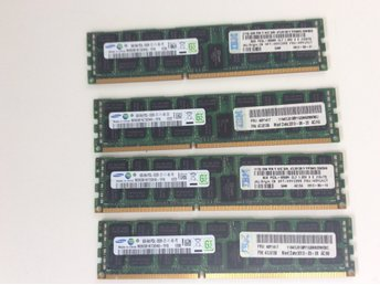 32 GB DDR3 ECC Server minne.