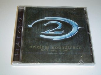 Halo 2 Vol.1 Original Soundtrack Musik *NYTT*