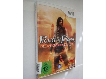 Wii: Prince of Persia - The Forgotten Sands