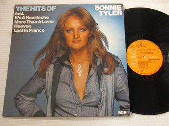 "Bonnie Tyler ""The Hits Of"""